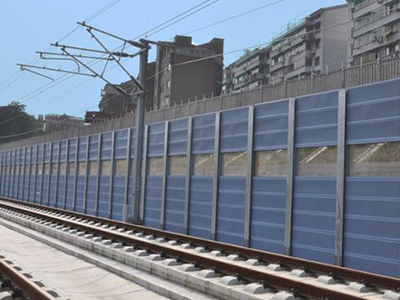 山东城际铁路声屏障